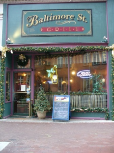 Baltimore St Grill