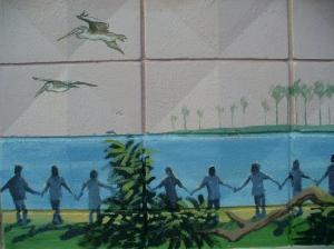Mural 3 detail