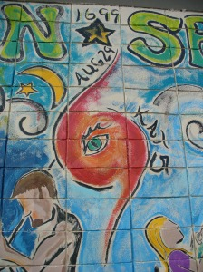 Mural 5 detail