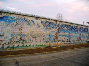 Ocean Springs mural