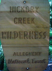 Hickory Creek Wilderness
