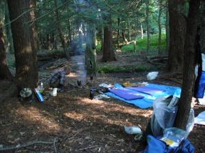 Campsite I