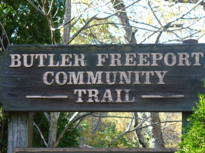 Butler Freeport Trail