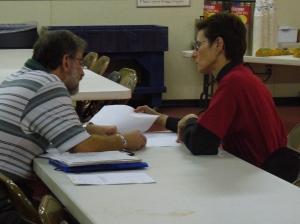 Pastors at work