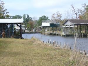 Boat house & bayou