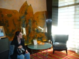 Hotel Madera lobby