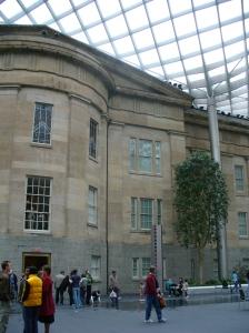 Kogod courtyard