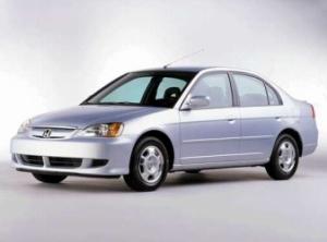 2003 Civic Hybrid