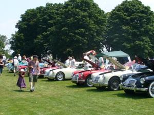 More car show