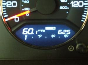60 mpg