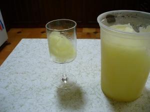 Frosty limoncello