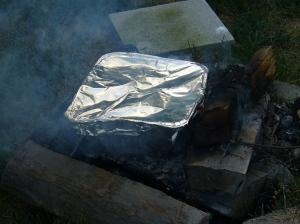 Foil dinner