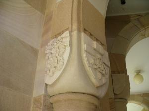 Stone shields