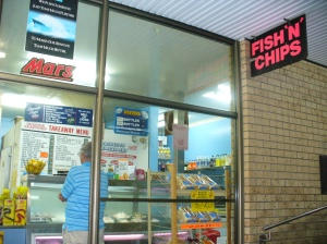 Fish n Chips shop