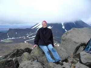 Tongariro Summit