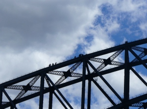 Harbour Bridge climbers