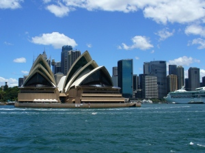 Front of Opera House