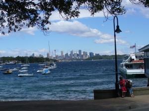 Sydney from Watson's Bay