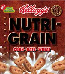 Nutri-grain - web