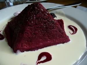Redoubt dessert