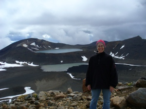 Tongariro Summit track