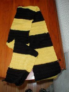 Steeler scarf