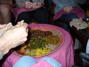 Meskerem dinner