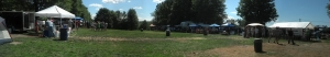 Campground full of brewers